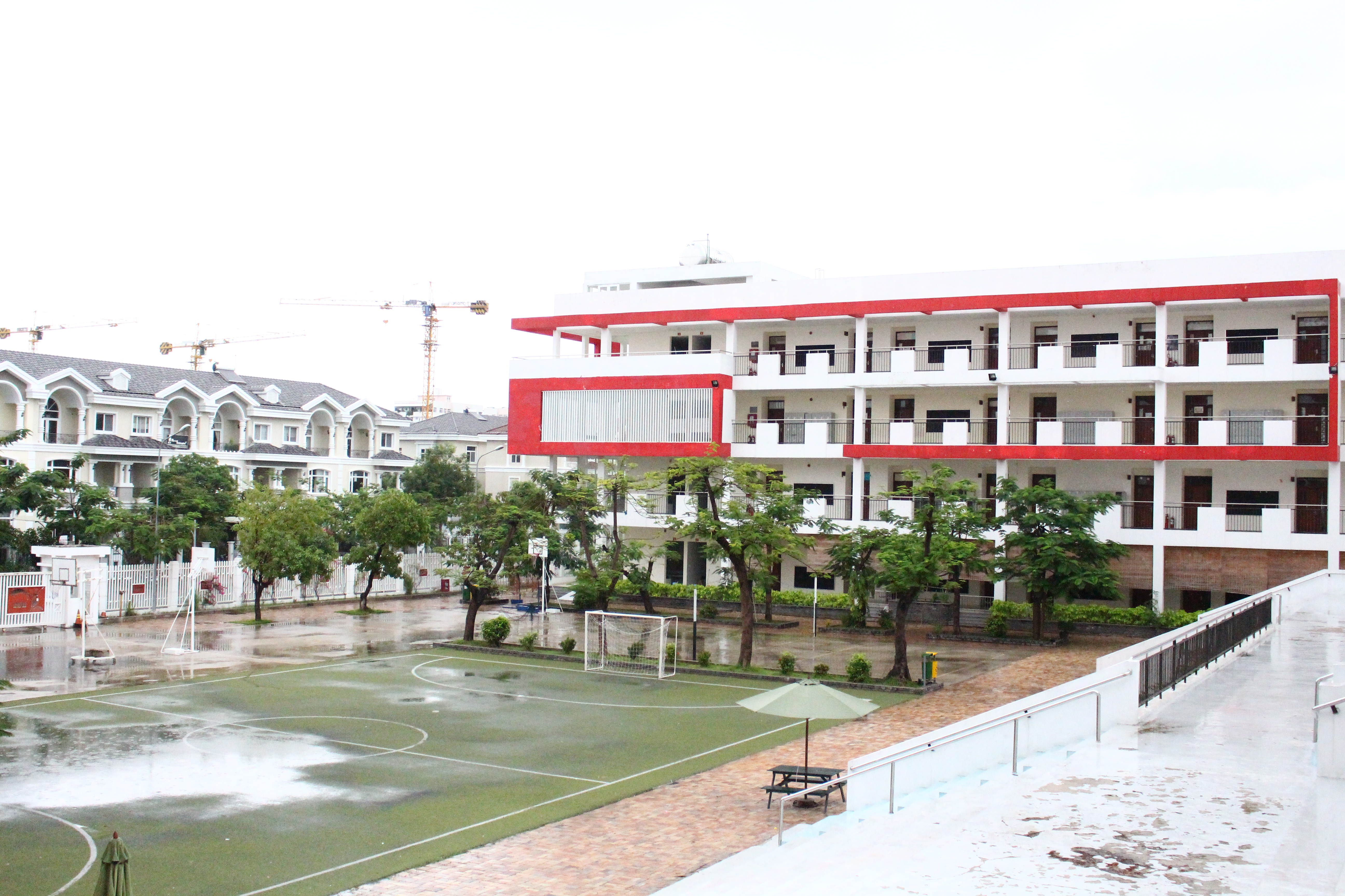 Facilities of BCIS
