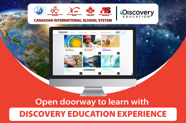 APPLYING THE DISCOVERY EDUCATION ONLINE PLATFORM IN CISS CURRICULUM