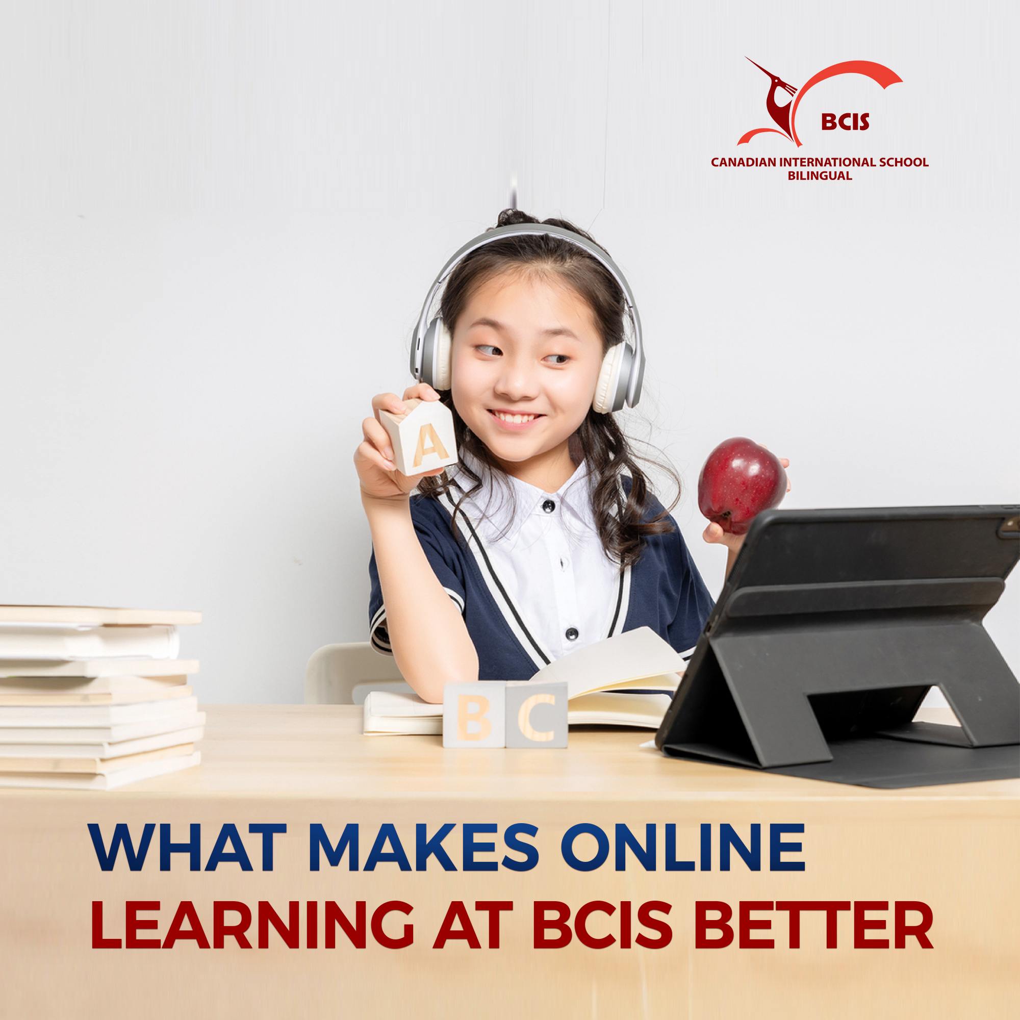 WHY SPECIFICALLY BCIS IS A BETTER CHOICE FOR ONLINE LEARNING?